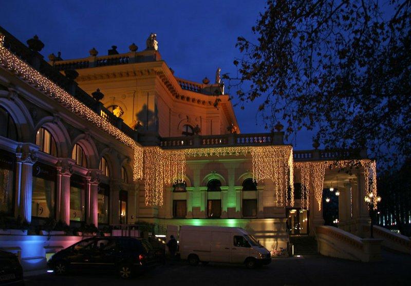 Kurhotel Huebner,Vienna