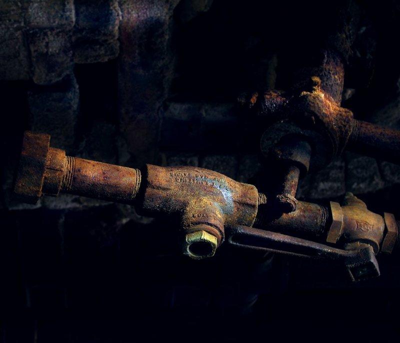 Steam Valve Is Still On...
