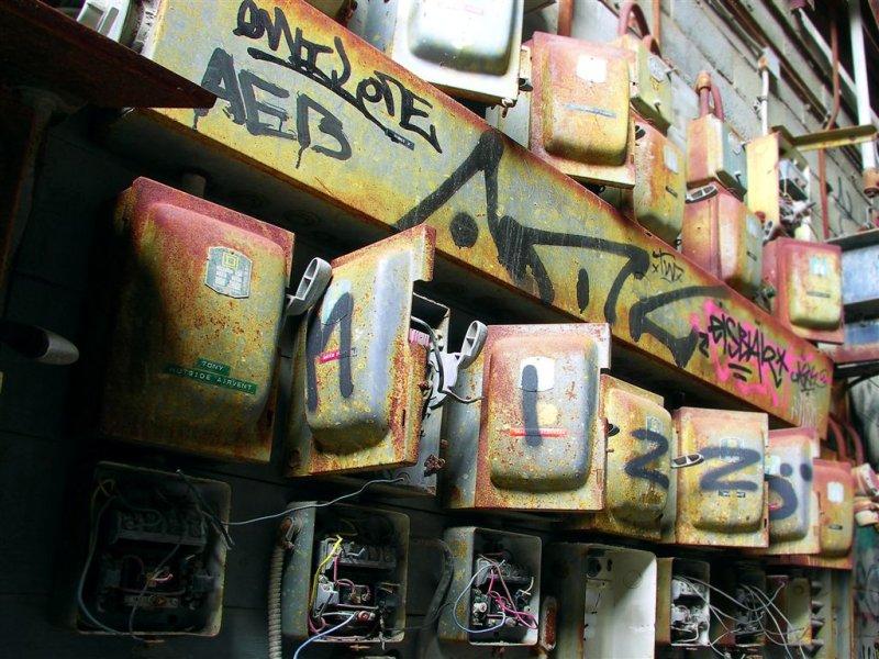 Toasters Overload...