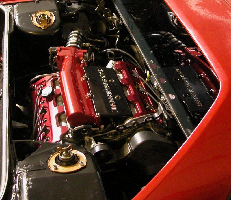 3.4 DOHC - Engine Bay 4