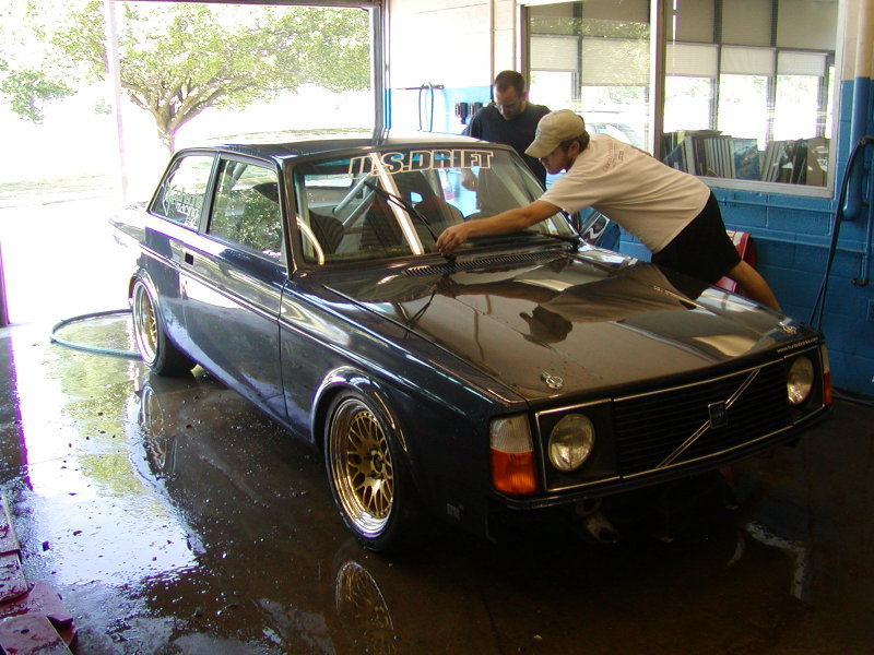 Volvo 740 Mods - Damn At Least Show Him What It Looks Like Painted - Volvo 740 Mods