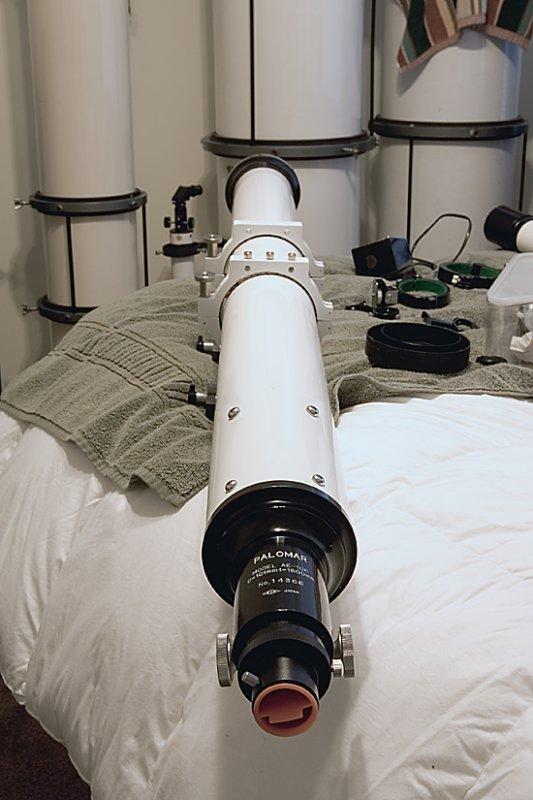 Palomar D=101mm F=1600mm