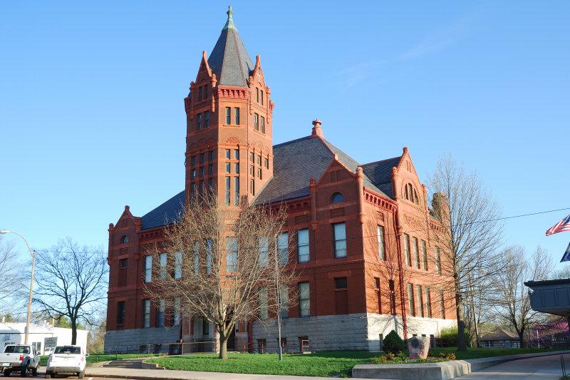 Marysville KS Courthouse