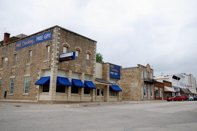 Onaga KS Business District