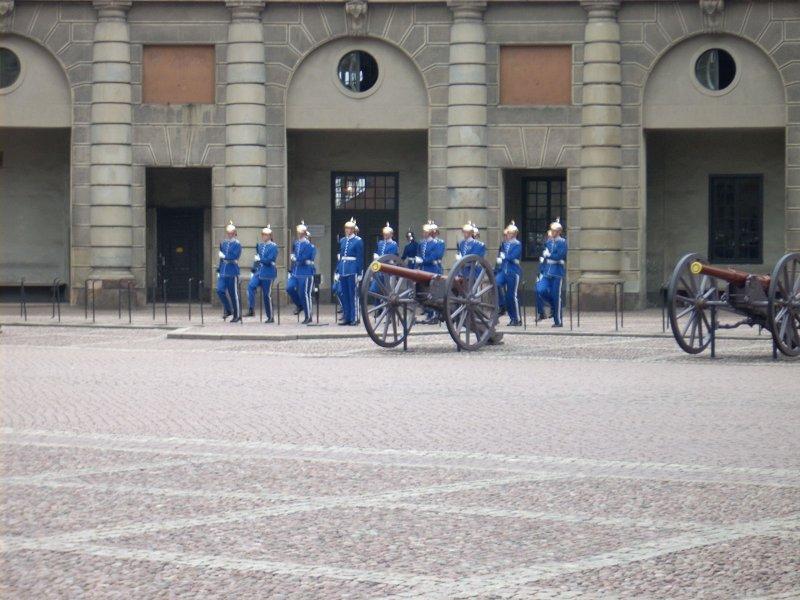 changing of Royal Guard