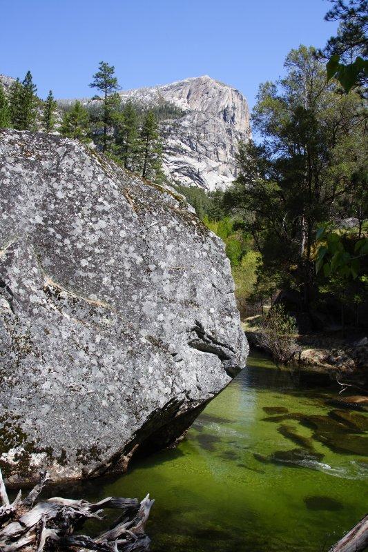 Mirror Lake - Yosemite 2