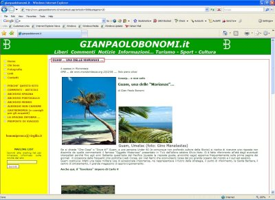 Some Italian website