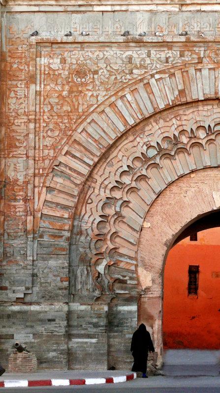 Bab Agnaou, Marrakesh, Morocco, 2006