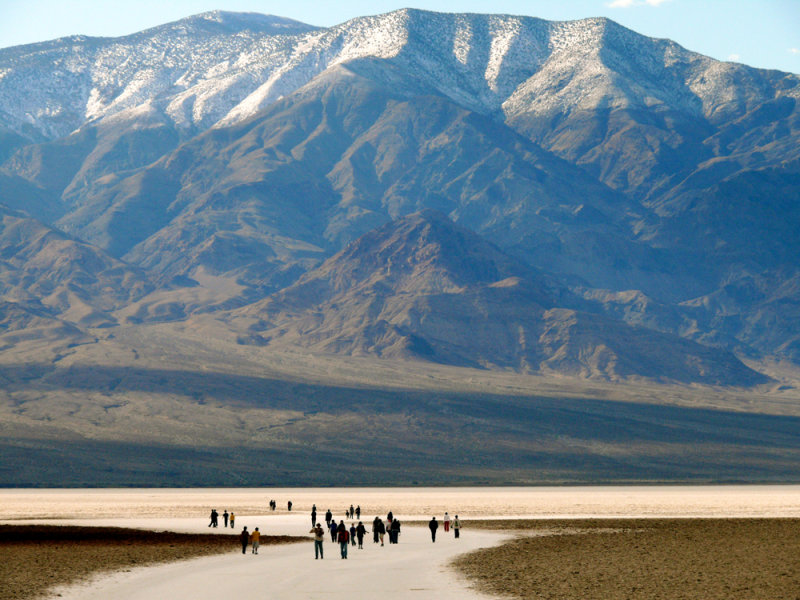 Badwater, Death Valley National Park, California, 2007