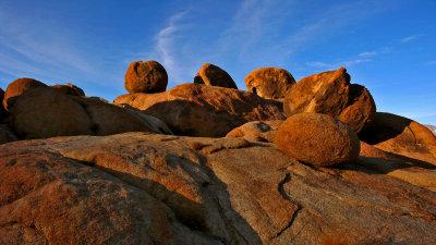 Boulders, Alabama Hills, Lone Pine, California, 2006