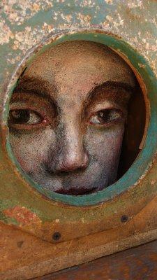 Porthole, Cherry Creek Arts Festival, Denver, Colorado, 2007