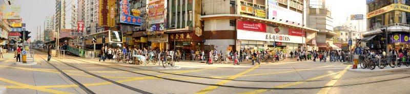 Yuen Long Main Road