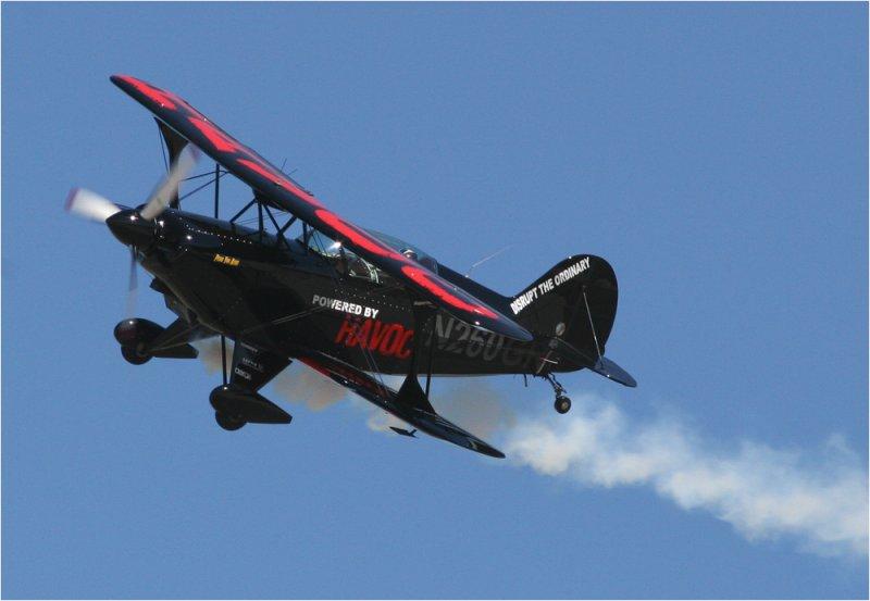 Pitts S-2B Bi-Plane