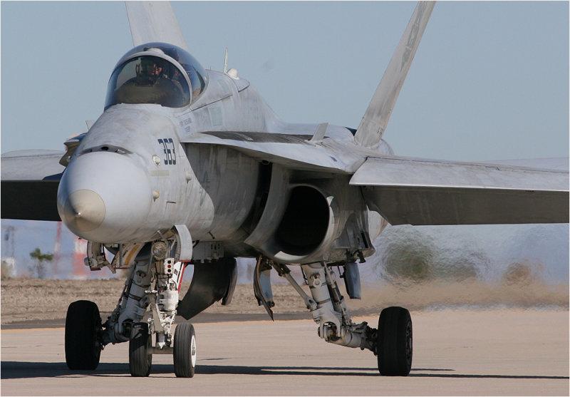McDonnell Douglas FA 18 Hornet