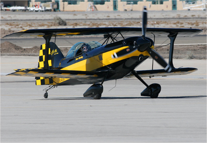 Pitts S-1-11B Bi-Plane