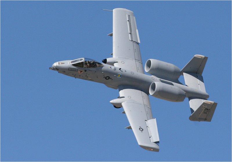 Fairchild-Republic A-10 Thunderbolt II Warthog