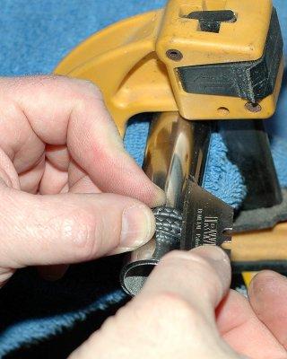Cutting New Rings (Wrong Way)