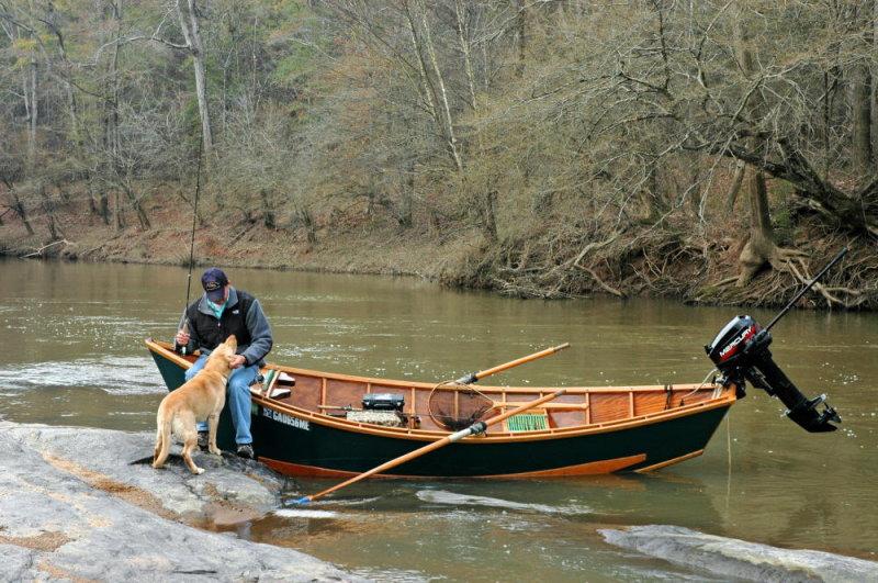 Drift Boat Plans Montana Gause Boat