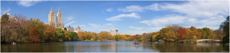 The Lake Panorama 2