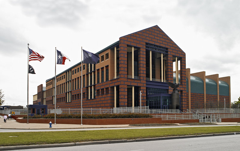 Houston Branch Federal Reserve Bank of Dallas 08