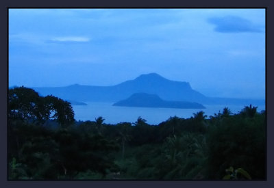 Shades of Taal and Mount Macolot