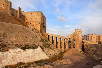 Citadel of Aleppo - Qalaat Halab - 12th/13th Century