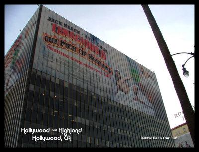 Jack Black movie ad.