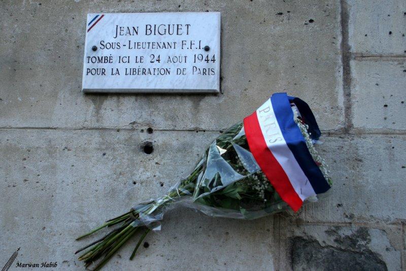 Paris - Rue du Faubourg St Jacques