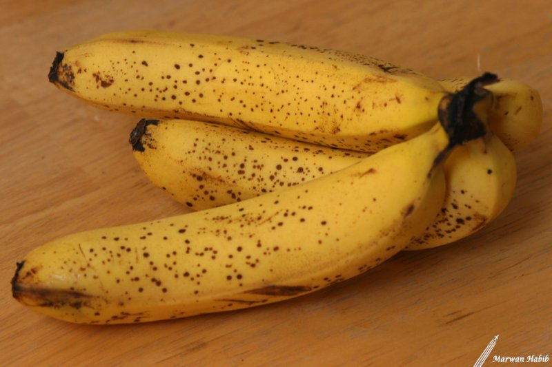 Yellow bananas / Bananes jaunes