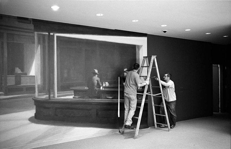 Hopper at MFA