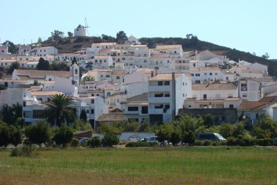 Vila de Odeceixe // Odeceixe village