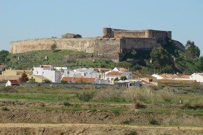 Castle of Castro Marim