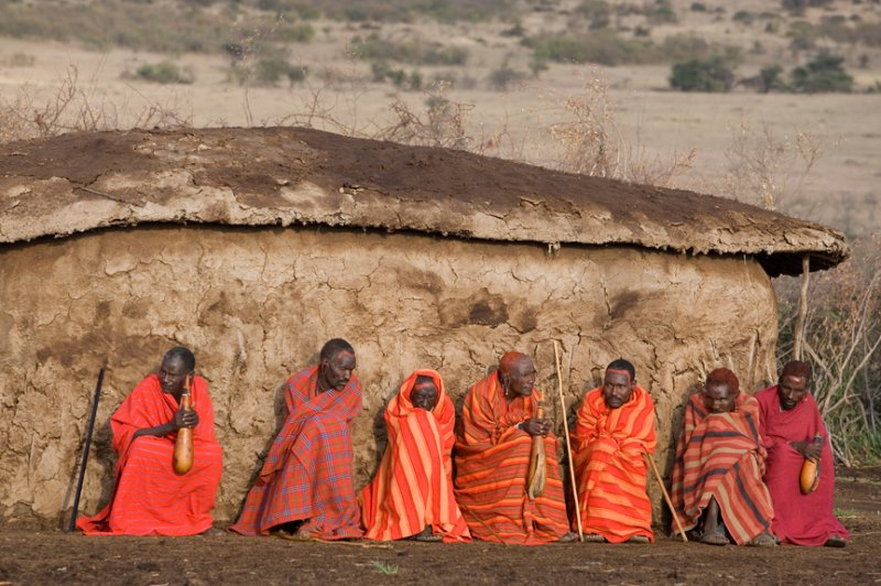 Masai Elders
