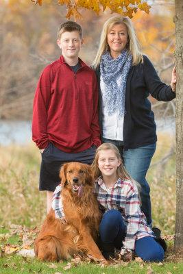 Lentz family 2016