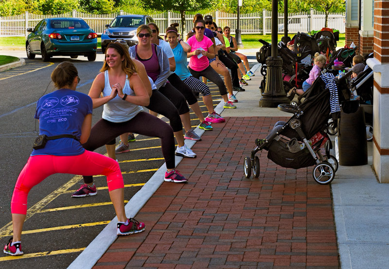 Baby Boot Camp - Another photo below.