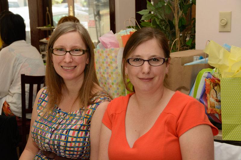 The Stewart Girls - Kim & Jennifer