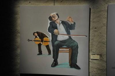 Bernhard Kratzig - Cellodieb