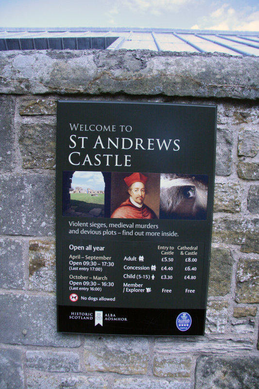 Welcome to St Andrews Castle.jpg