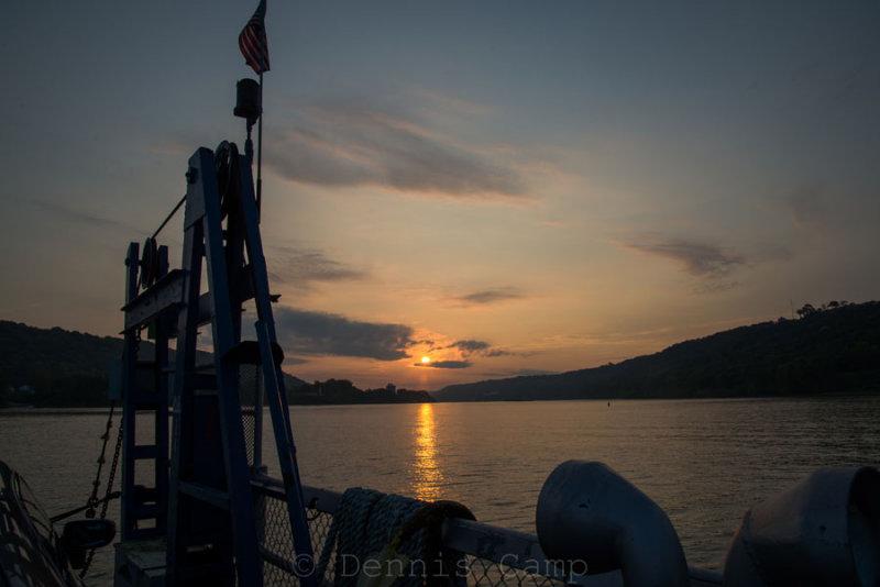 Anderson Ferry Sunrise