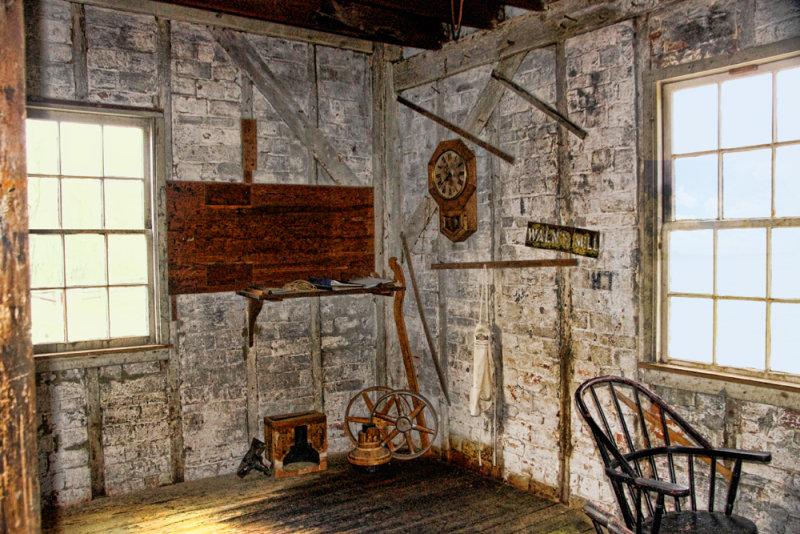 Inside Old Farmhouse Photo Gene Zonis