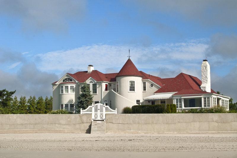 The Sand Castle House Narragansett