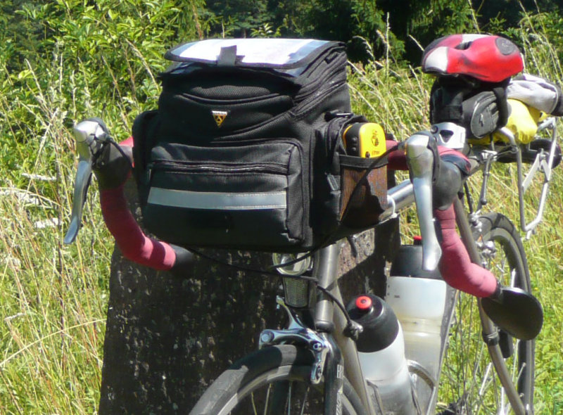 Can I Fit A Handlebar Bag On A Bike With Gear Cables