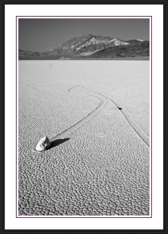 Death Valley - The Racetrack