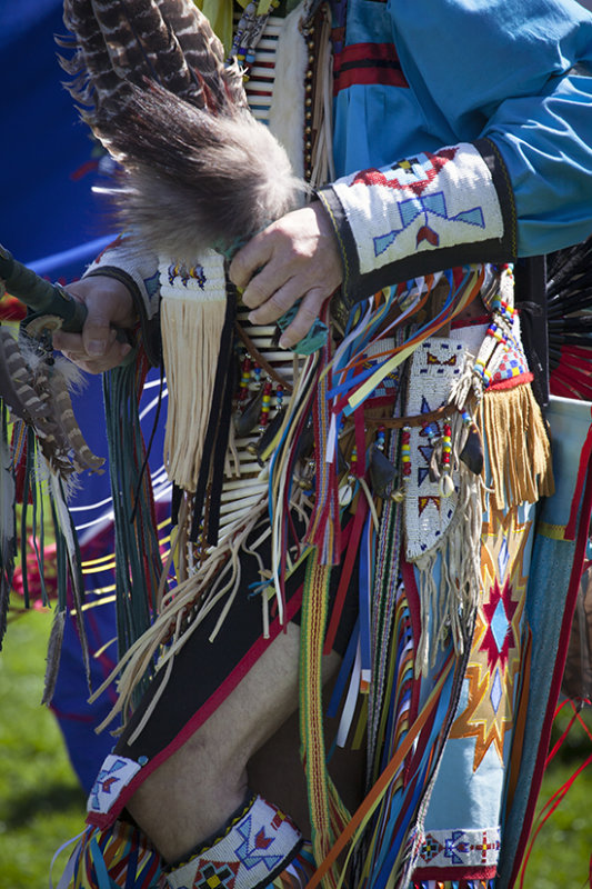 Ceremonial Colors and Sacred Feathers