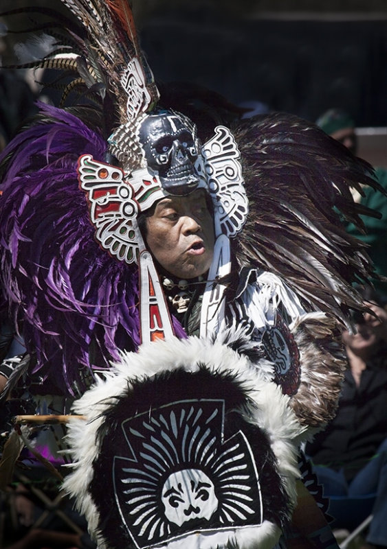 An Aztec Dance