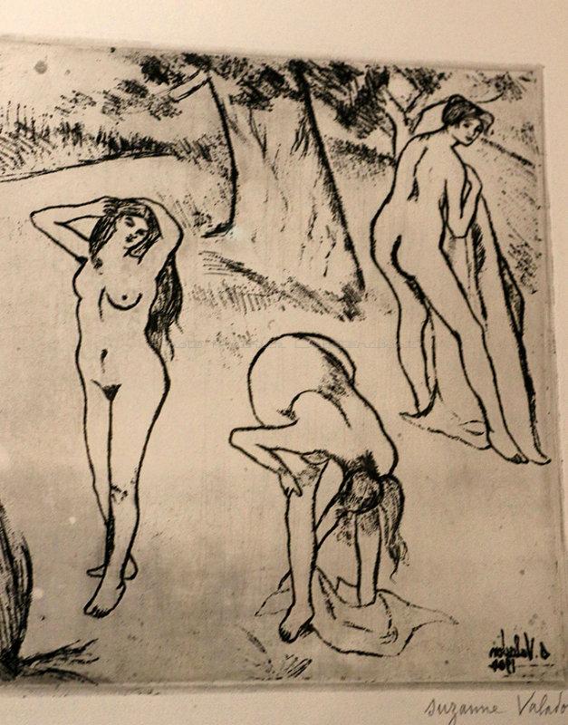 18 Exposition Valladon Utrillo Utter au musee de Montmartre - IMG_2251_DxO Pbase.jpg