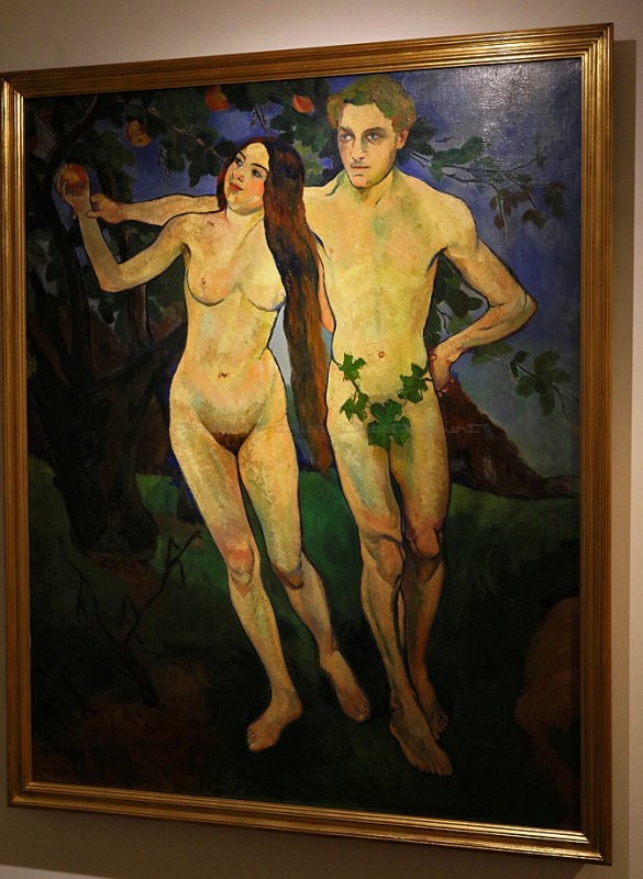 55 Exposition Valladon Utrillo Utter au musee de Montmartre - IMG_2288_DxO Pbase.jpg