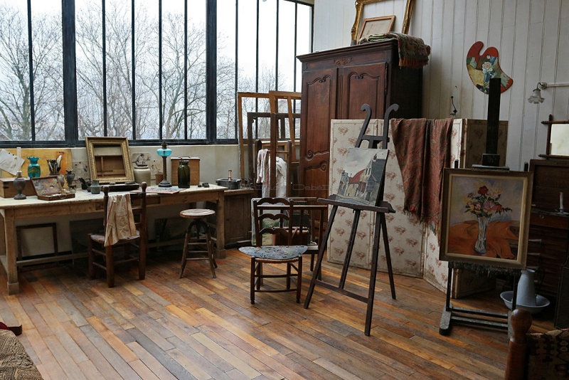 125 Exposition Valladon Utrillo Utter au musee de Montmartre - IMG_2359_DxO Pbase.jpg