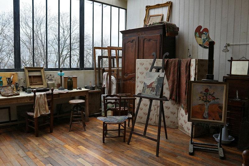 127 Exposition Valladon Utrillo Utter au musee de Montmartre - IMG_2361_DxO Pbase.jpg