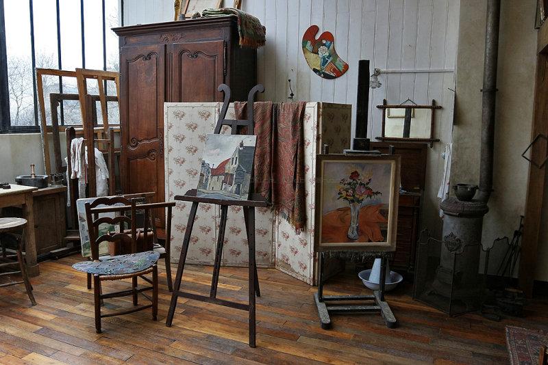 88 Exposition Valladon Utrillo Utter au musee de Montmartre - IMG_2321_DxO Pbase.jpg